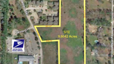 For Sale- Porter,TX 9.86 Acres