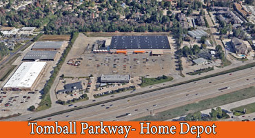 Tomball Parkway-Home Depot anchor
