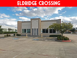 Eldridge Crossing- Former Steak N Shake