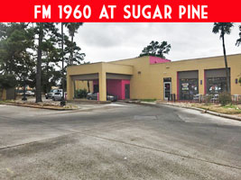 FM 1960 at Sugar Pine – Former Taco Cabana