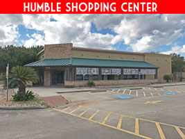 Humble Shopping Center- Former Taco Cabana