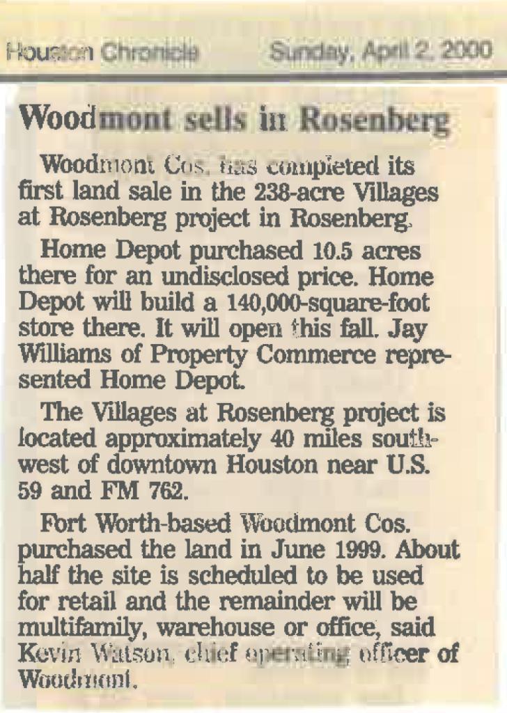 woodmont2000
