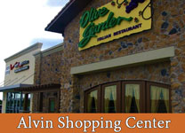 Alvin Shopping Center