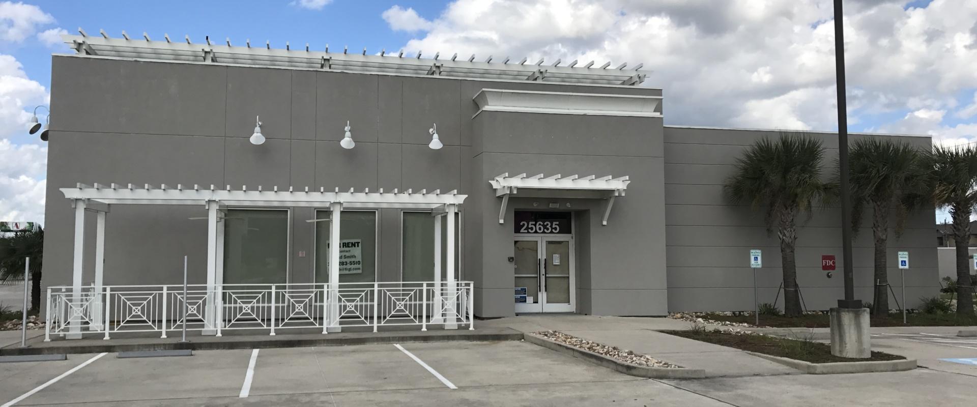 Northpark Center- Former Pollo Tropical
