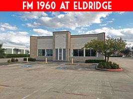 FM 1960 at Eldridge – Former Steak N Shake