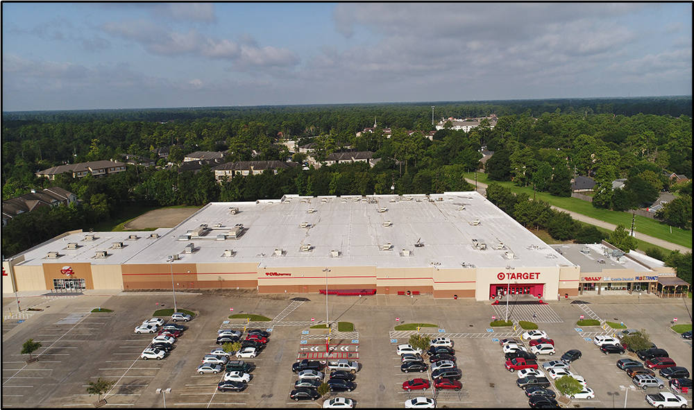 Tomball Parkway-Target anchored