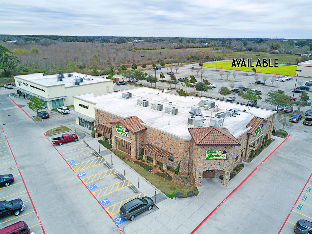 Alvin Shopping Center